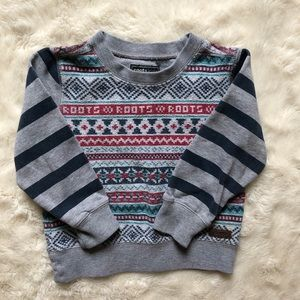 Roots Sweatshirt Size 2T